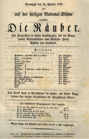 Die Räuber Von Schiller Zusammenfassung
