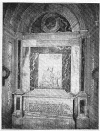 Dantes Grabmal in Ravenna