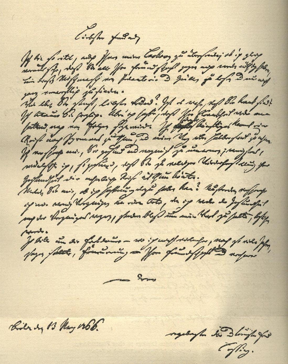 Gotthold Ephraim Lessing Biographie