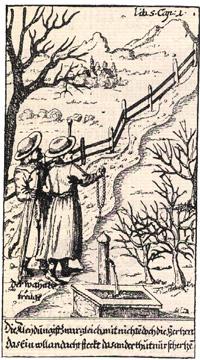 Ilustración de la edición de 1671