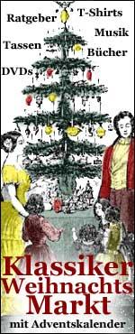 Der Klassiker-der-Weltliteratur.de Weihnachtsmarkt
